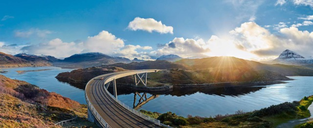 Kylesku Bridge, Scotland Gigapixel gallery