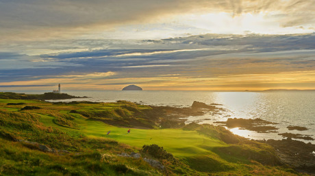 The new Ailsa course, Turnberry Gigapixel gallery