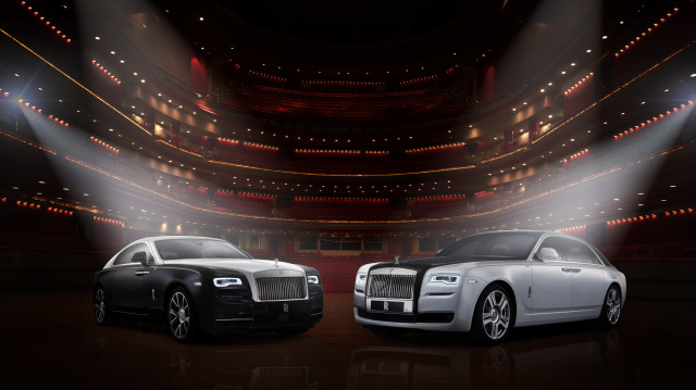 Campaign: Opus Bespoke for Rolls-Royce gallery