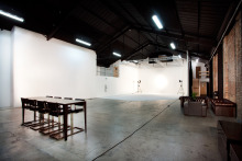 the blue studios