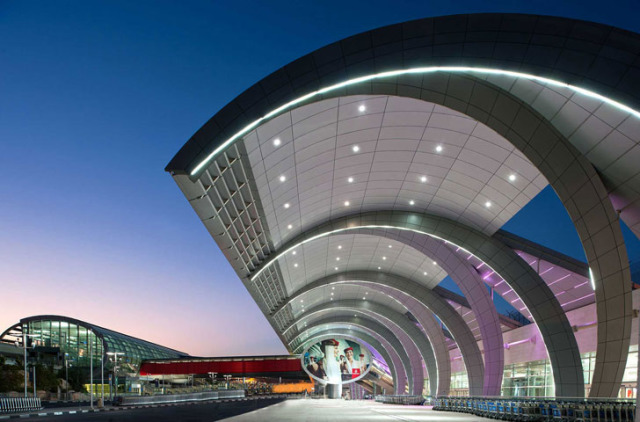 Project: Terminal 3, Dubai International Airport gallery