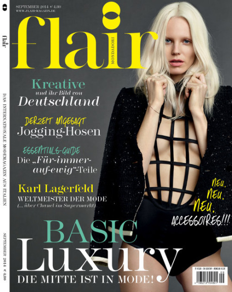 Magazine: Flair gallery
