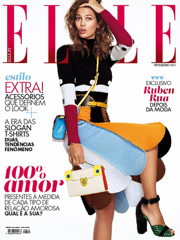 Client: Elle Portugal by Xavi Gordo gallery