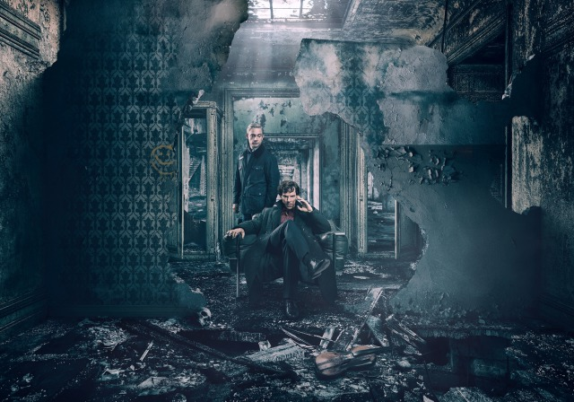 Sherlock Season 4 - ''Destruction'' Iconic gallery