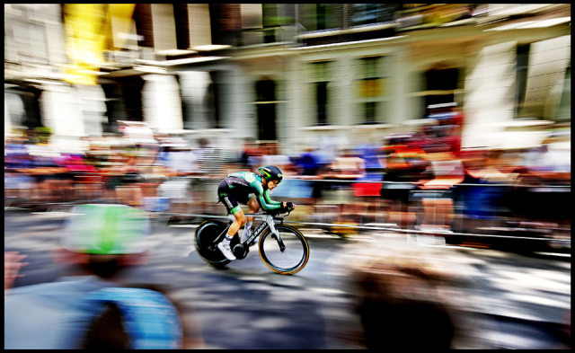 Angelo Tunik in high speed! Tour de France 2015 gallery