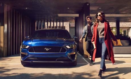 Client: Ford Mustang gallery
