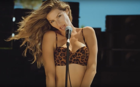 Gisele & Bob Sinclar for H&M gallery