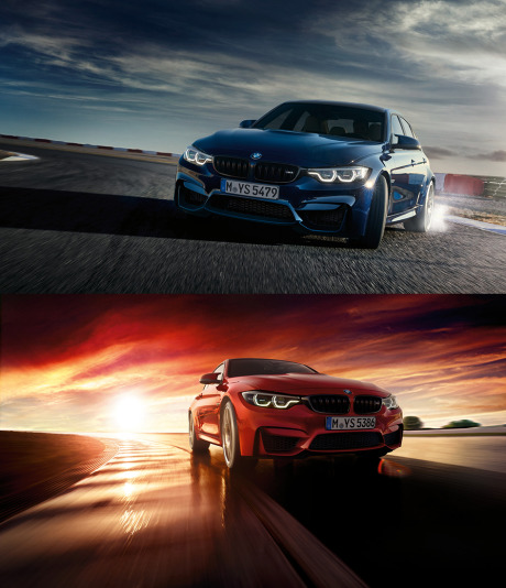 Campaign: BMW M3 + M4 gallery