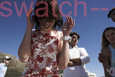 Client: Swatch gallery