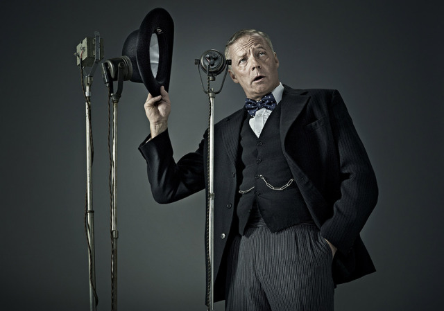 Rory Bremner as Winston Churchill for Birds Eye / Marcus Mays Productions gallery