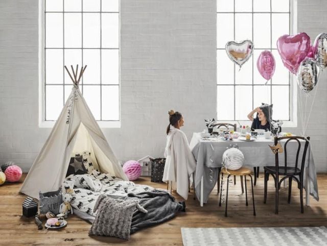 Client: H&M Home gallery