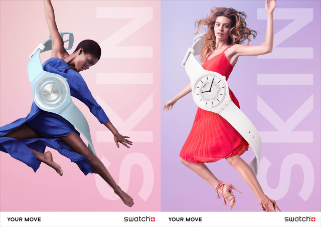 Photographer: Sune Czajkoswki for Swatch Global Campaign gallery