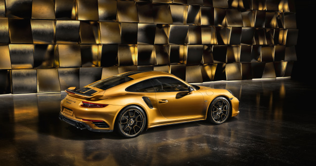 25 years Porsche 911 – Porsche 991 II Turbo Exclusive Series  gallery