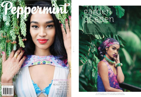 Client: Peppermint Magazine gallery