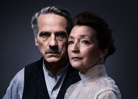 'Long Day's Journey Into Night' with  Jeremy Irons and Lesley Manville gallery