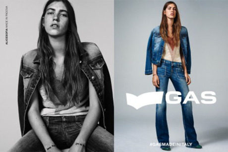 Client: GAS​ ​Jeans​ ​ gallery