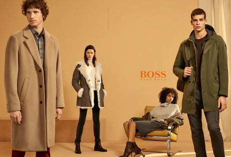 Campaign: Hugo Boss Orange gallery