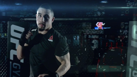 Reebok - Rob Whittaker UFC World Champion gallery