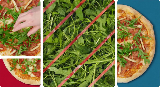 Food Styling: Rob Morris for Domino's - Production: Packshot Factory gallery