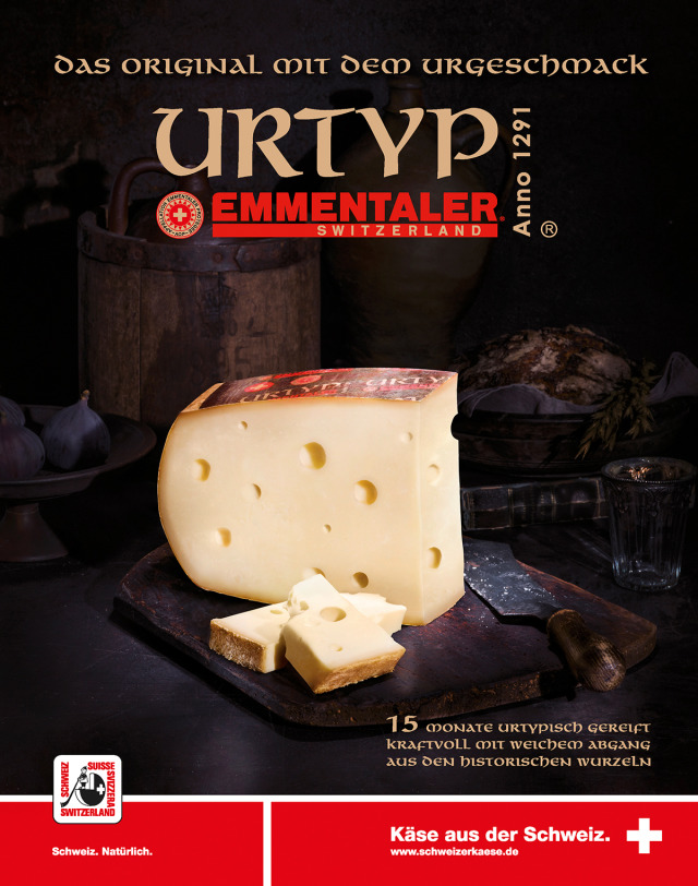 Client: Emmentaler Switzerland gallery