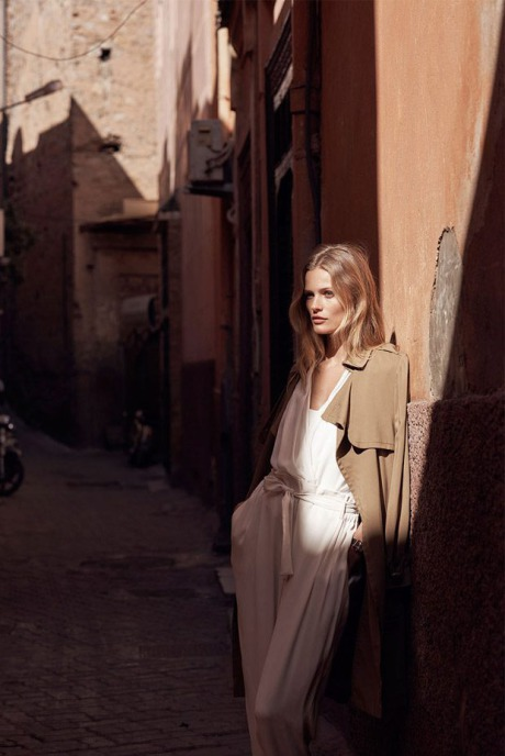 Client: Massimo Dutti, SS 17 gallery