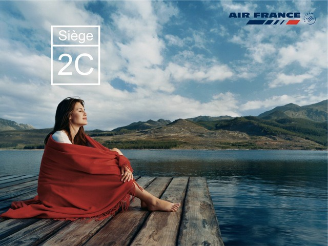 Campaign: Air France gallery
