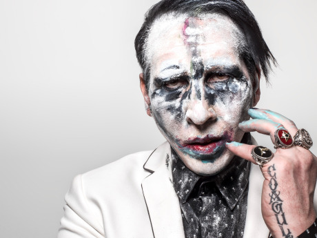 Photographer: PEROU - Marilyn Manson gallery