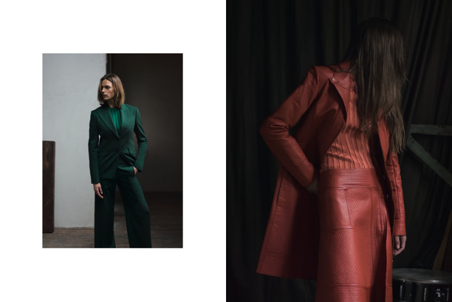 Photographer: Michaël Borremans for Le Monde d'Hermès gallery