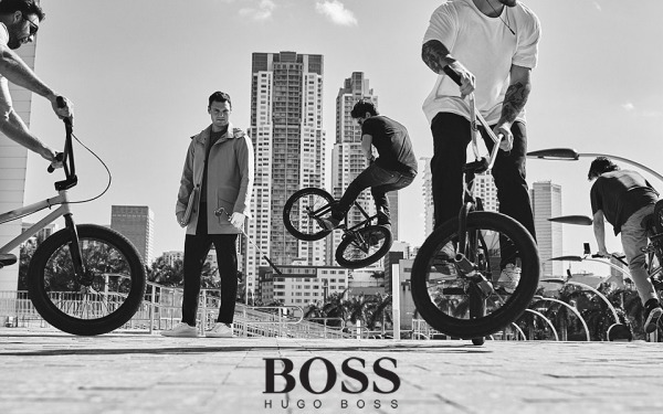 Client: Hugo Boss gallery