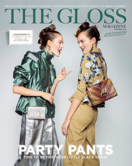 Magazine: The Gloss - December Issue gallery