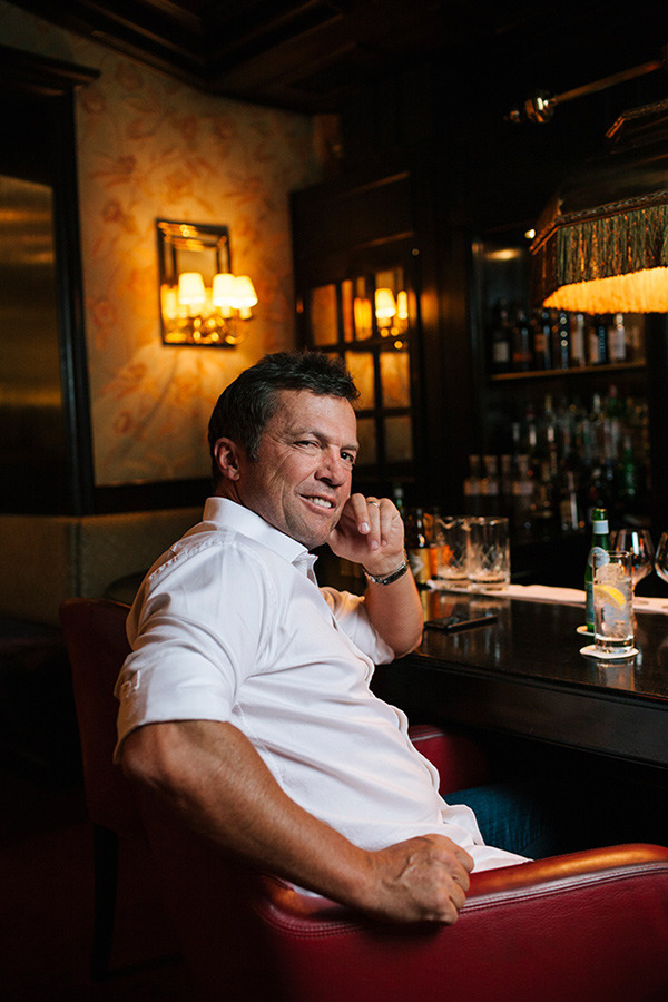 Lothar Matthäus for FourFourTwo gallery