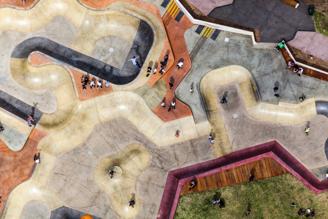 Client: Convic Skate Parks gallery