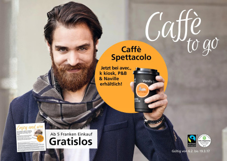 Client: Caffè Spettacolo  gallery