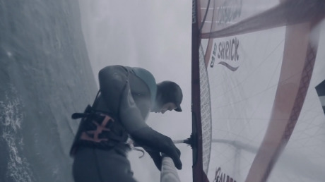 Red Bull - Dany Bruch windsurfing the Faroes gallery