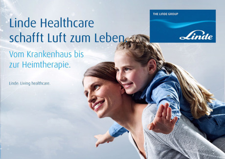 Client: LINDE AG Healthcare  gallery