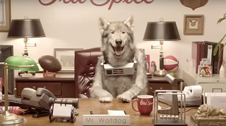 Old Spice: Meet Mr Wolfdog gallery