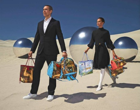 Campaign: Louis Vuitton gallery