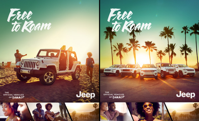 Client: FCA / Jeep gallery