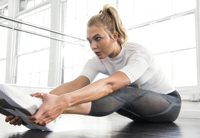 Model: Karlie Kloss for Adidas gallery