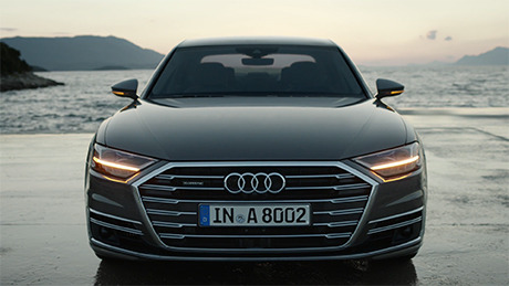 Audi A8 gallery