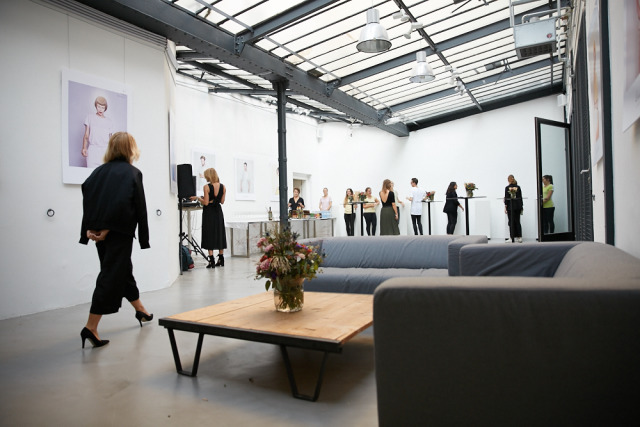 press event: Less is more gallery