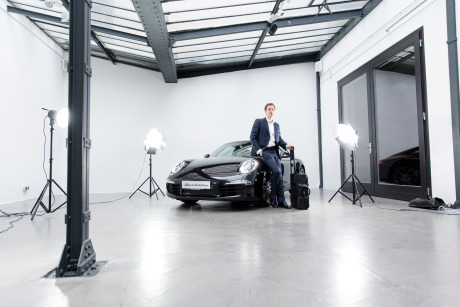 Editorial: Vocier / Porsche Black Edition  gallery