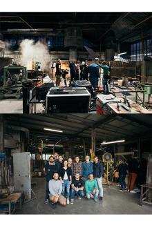around venice production
