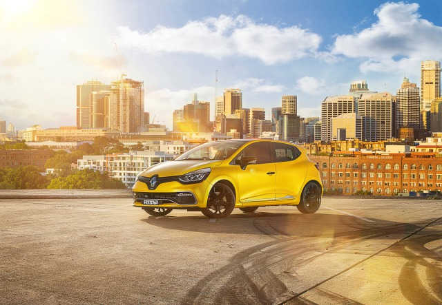 Client: Renault Clio GS gallery