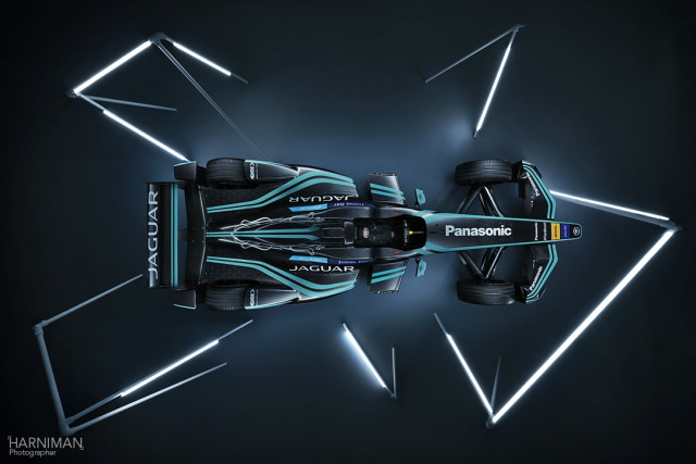 Jaguar I-Type 2 for Formula E 2018 gallery