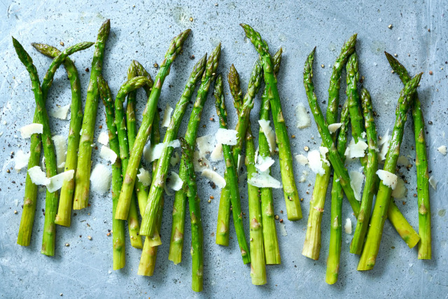 Roasted Asparagus with Parmesan gallery