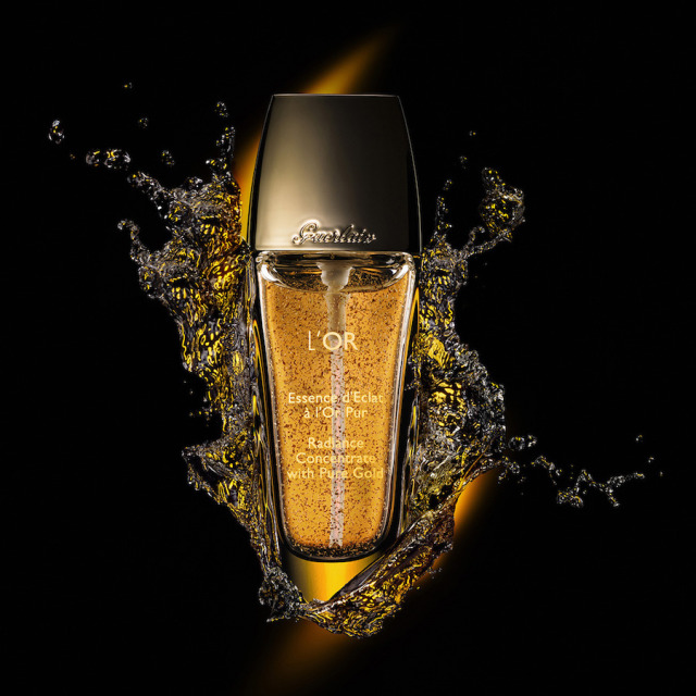 Client: Guerlain L'OR gallery