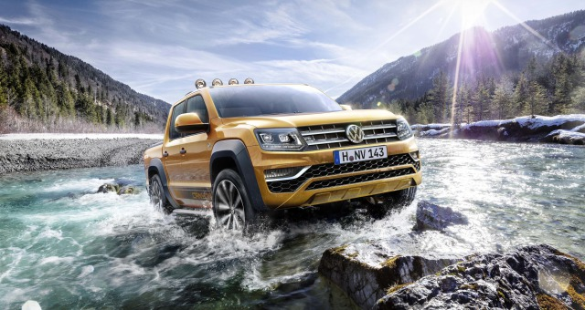 Personal Work: VW Amarok gallery