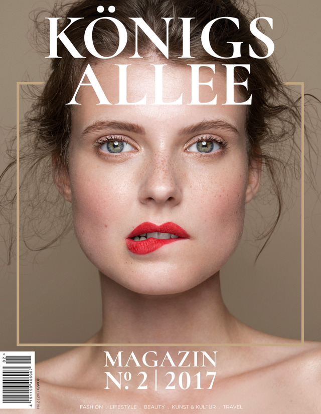 Editorial: KÖNIGSALLEE Magazine gallery