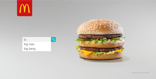 Photographer: Malou Burger for McDonalds gallery